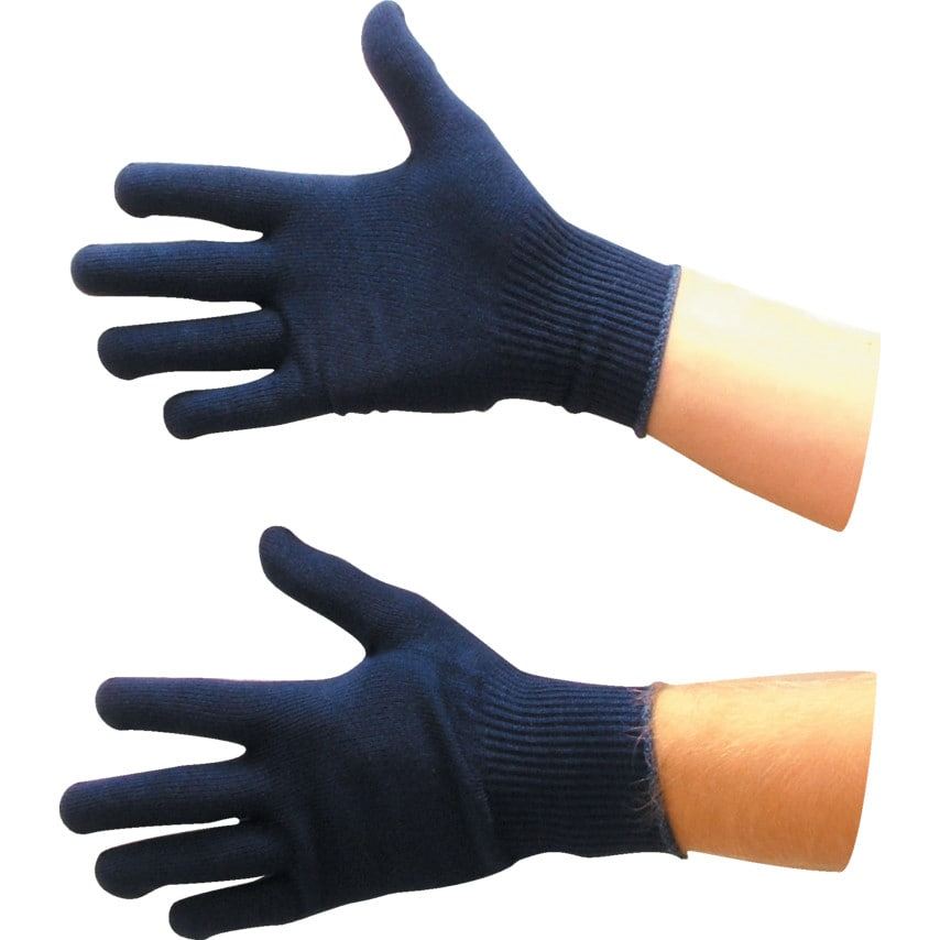 Thermit Blue Thermal Gloves - Size 9